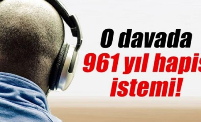 İzmir'de telekulak davası başladı