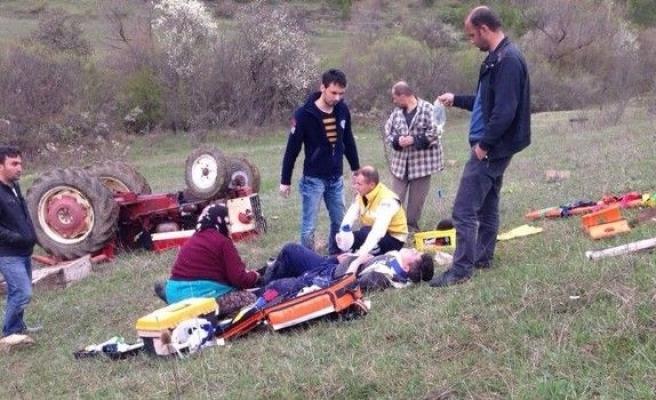 Karabük'te Trafık Kazası: 1 Ölü, 1 Yaralı