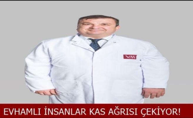 KAS AĞRISININ SEBEBİ 'EVHAM' OLABİLİR!
