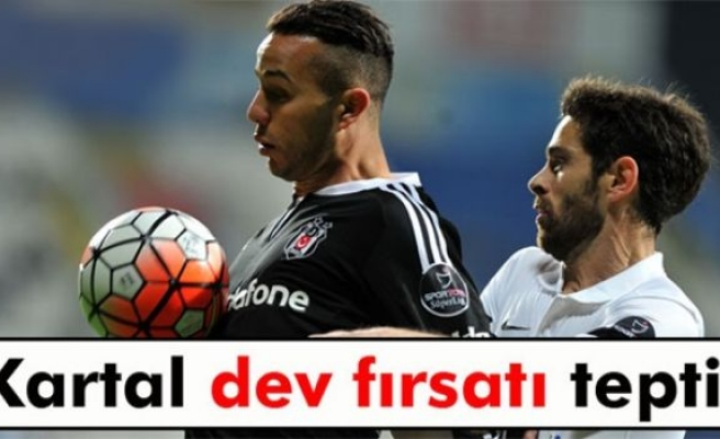 Kasımpaşa 2-1 Beşiktaş - Maç özeti