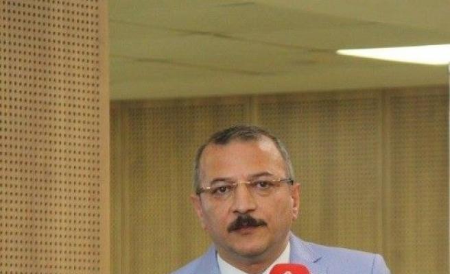 """KGF: """"Basının önemi 15 Temmuz'da görüldü"""""""