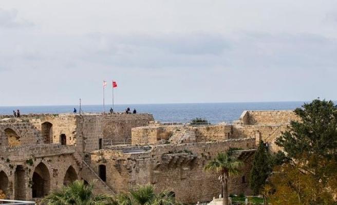 Kıbrıs'ın zaman tüneli: Girne Kalesi