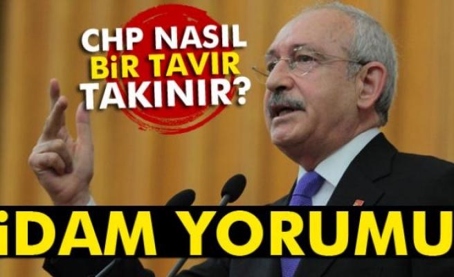 Kılıçdaroğlu'ndan 'idam' yorumu