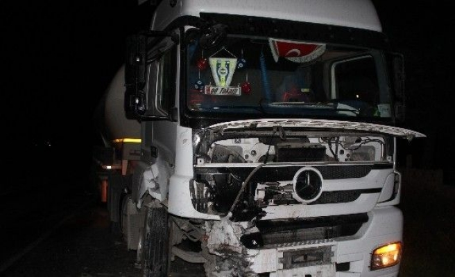 Kırklareli´de Trafik Kazası, 1 Ölü