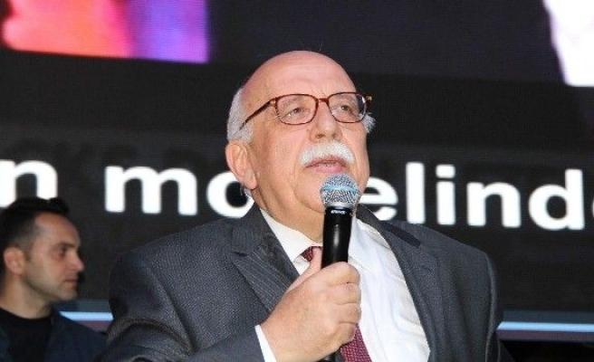 Kültür ve Turizm Bakanı Prof. Dr. Nabi Avcı: