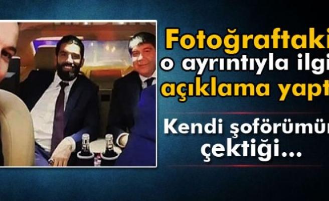 'Makam aracında şampanya şişesi' iddialarına fotoğraflı cevap