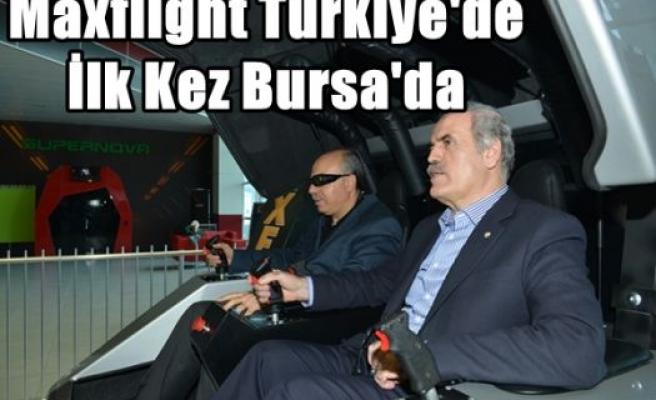 MaxFlight Türkiye'de İlk Kez Bursa'da