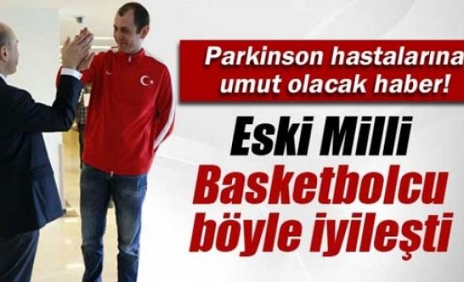 Mehmet Kahyaoğlu, parkinson hastalığından beyin piliyle kurtuldu