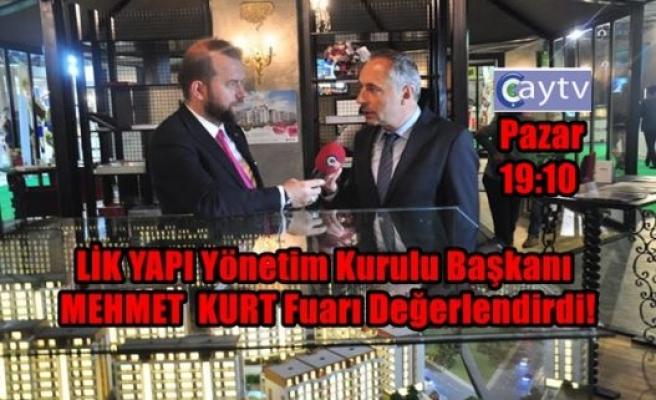 Mehmet Kurt'tan Değerlendirmeler!