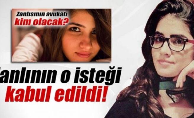 Mersin Barosu'ndan, Özgecan'ın katil zanlısına avukat!
