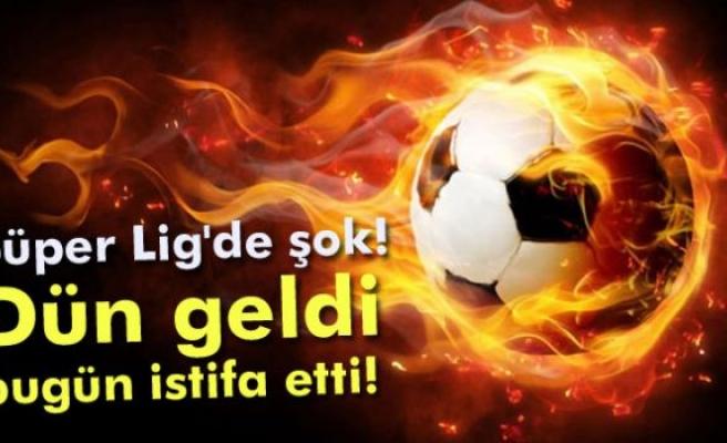 Mersin İdmanyurdu'nda teknik direktör Hakan Kutlu istifa etti