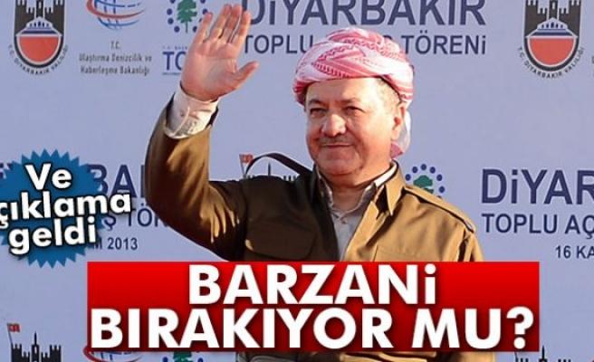 Mesut Barzani'nin görevini bırakacağı haberleri yalanlandı