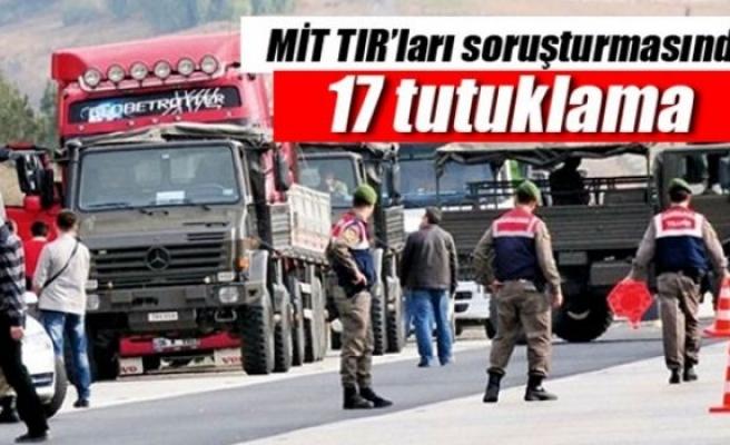 MİT TIR'ları soruşturmasında flaş gelişme!