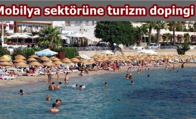 Mobilya sektörüne turizm dopingi