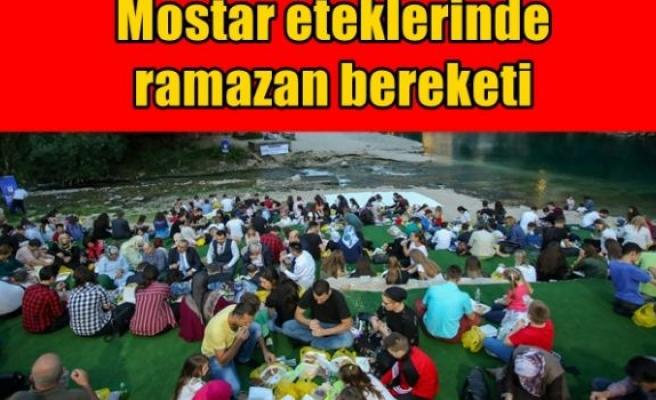 Mostar eteklerinde ramazan bereketi
