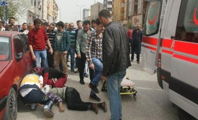 Motosiklet Kazasında Ağır Yaralı Vatandaş Kurtarılamadı