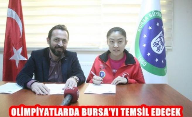 Olimpiyatlar'da Bursayı Temsil Edecek