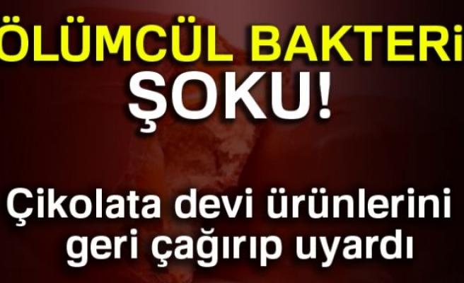 ÖLÜMCÜL BAKTERİ ŞOKU!