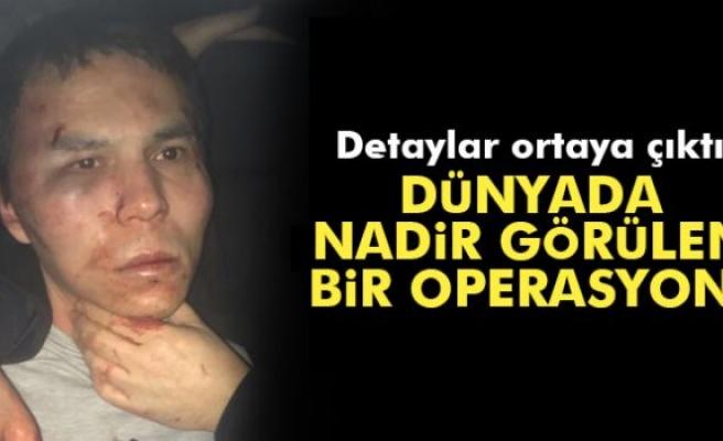 Ortaköy saldırganının yakalandığı operasyonun detayları ortaya çıktı