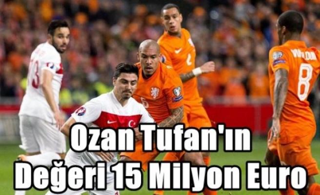 Ozan Tufan'ın Değeri 15 Milyon Euro