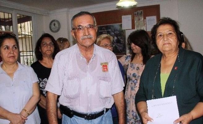 Kıbrıs Gazisi Askere Gitmek İçin Başvuru Yaptı