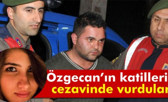 Özgecan Aslan'ın katilleri cezaevinde vuruldu