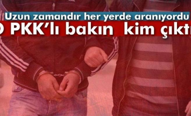 PKK'lı eski milli okçu yakalandı