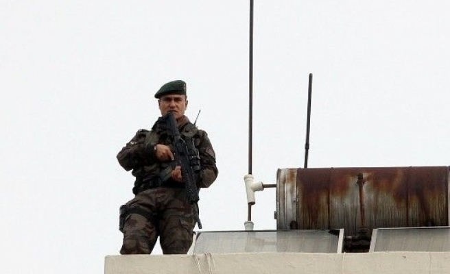 Polis Teşkilatının Kuruluşu Geniş Güvenlik Önlemleri Altında Kutlandı