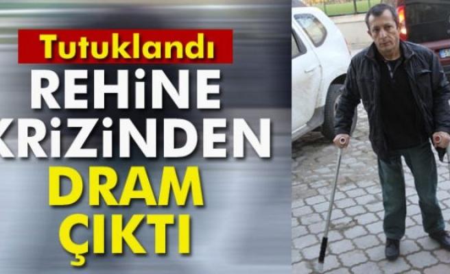 Samsun'daki rehine krizinden dram çıktı