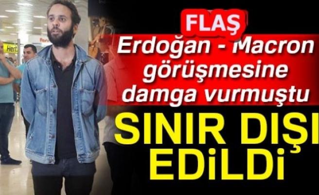 SINIRDIŞI EDİLDİ!