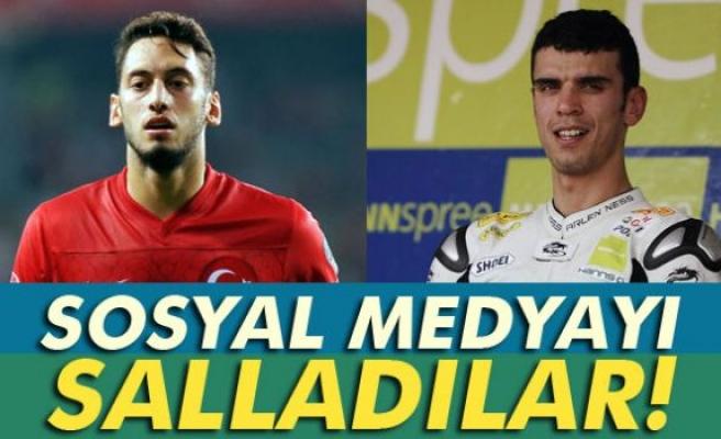 Sofuoğlu ve Çalhanoğlu'nun polemiği sosyal medyayı salladı