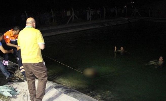 Sulama havuzu üç çocuğa mezar oldu