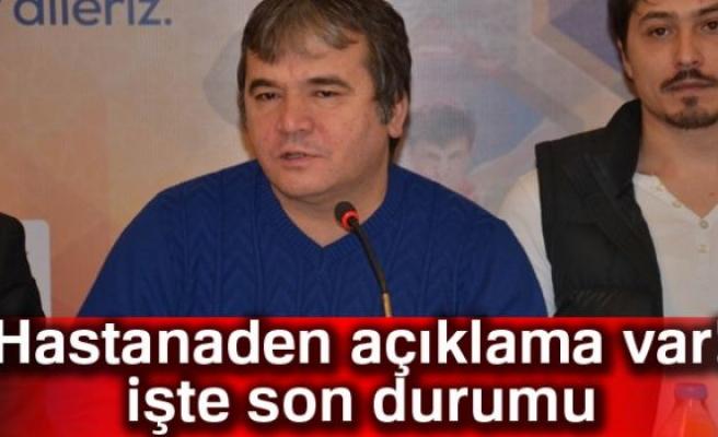 Süleymanoğlu'nun son durumu!
