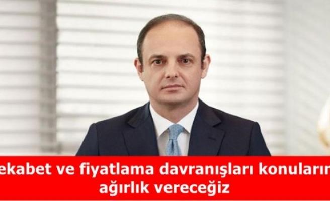 TCMB Başkanı Murat Çetinkaya konuştu