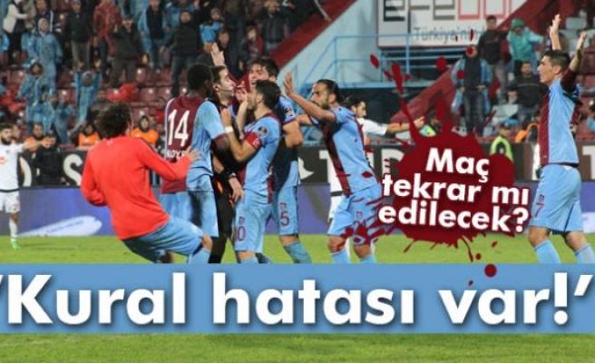 Trabzonspor tekrar başvurusunda bulunacak
