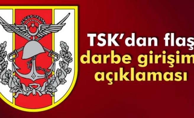 TSK: 'Bu zilleti ve rezaleti yaşatan alçaklar en ağır şekilde cezalandırılacaklardır'