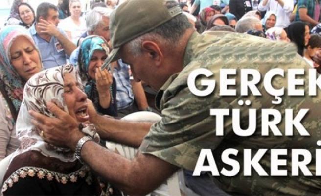 Tümgeneral Erbaş'tan darbeci askerlere sert sözler