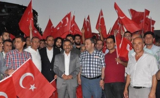 Tunceli'den darbecilere karşı dik duruş