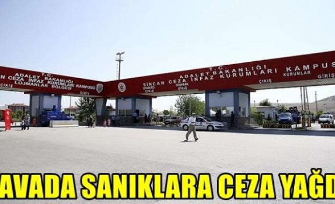 Türk Telekom baskını davasında sanıklara ceza yağdı