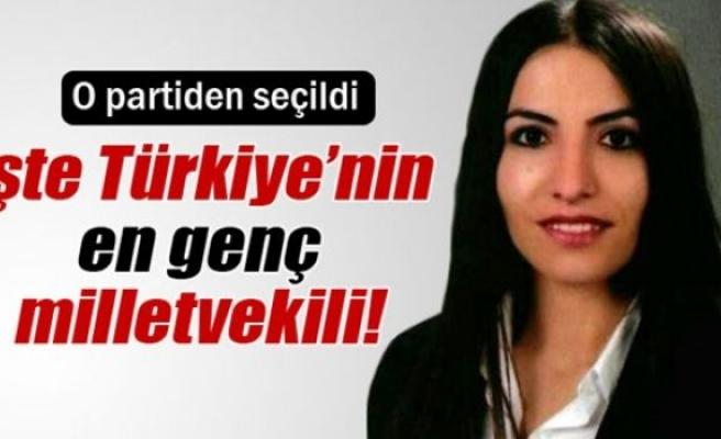 Türkiye'nin en genç vekili Van'da