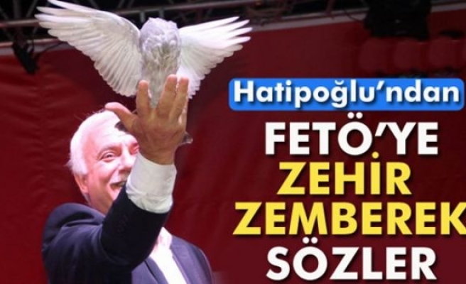Ünlü ilahiyatçı Nihat Hatipoğlu'ndan FETÖ'lere çok ağır sözler