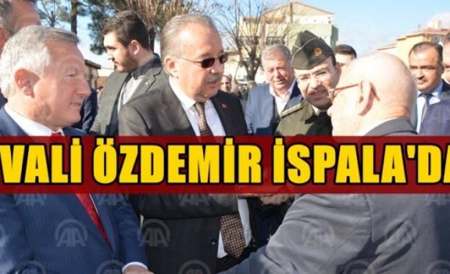 Vali Özdemir İpsala'da