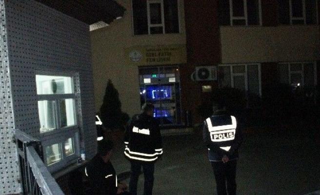 Zonguldak'ta Paralel Yapı Operasyonu