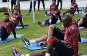 Trabzonspor'da Fenerbahçe maçı hazırlıkları...