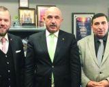 Türkiye, AK Parti iktidarı ile şaha kalkmış durumda