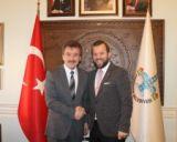 Süleyman Çelik'e İNCE ziyaret
