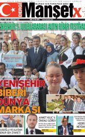 Bursa'nın En Güncel Haber Sitesi - Dünya ve Türkiye Haberlerini  Bizimle Yakalayın - 21 Eylül 2017 Manşeti