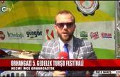 ORHANGAZİ.5 GEDELEK TURŞU FESTİVALİ İNCE BAKIŞ