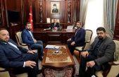 Kalbi Selim Derneği'den Bursa Valisi'ne ziyaret