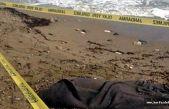 Sahilde ceset bulundu